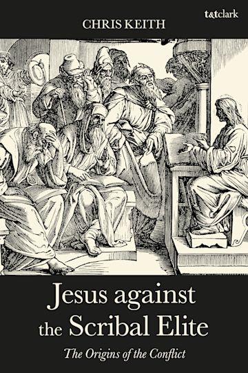 Jesus against the Scribal Elite cover