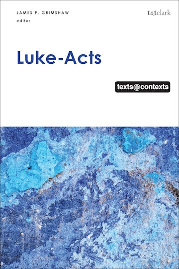 Luke-Acts cover