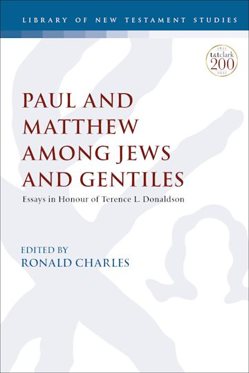 Paul and Matthew Among Jews and Gentiles cover