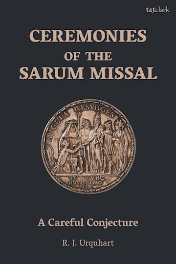 Ceremonies of the Sarum Missal cover