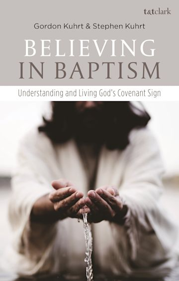 Believing in Baptism cover
