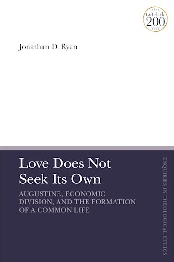 Love Does Not Seek Its Own cover