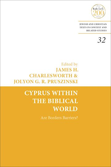 Cyprus Within the Biblical World cover