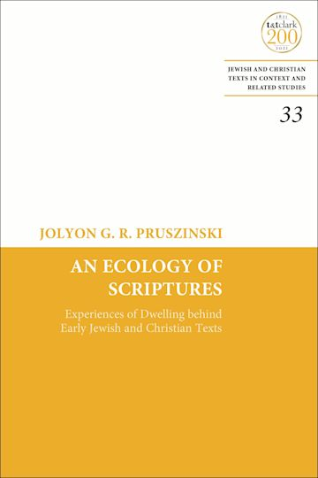 An Ecology of Scriptures cover