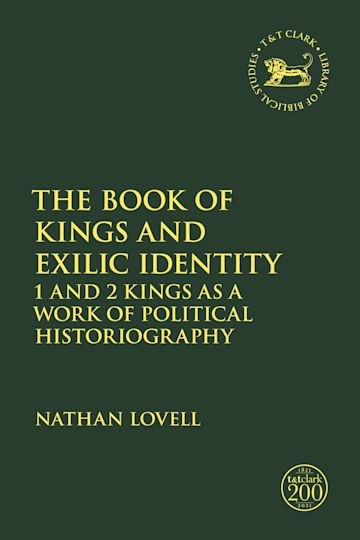 The Book of Kings and Exilic Identity cover