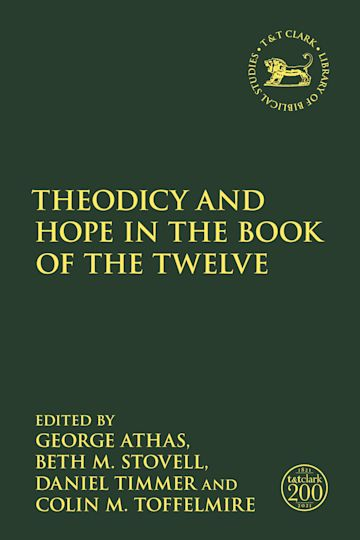 Theodicy and Hope in the Book of the Twelve cover