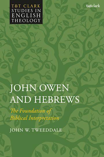 John Owen and Hebrews cover