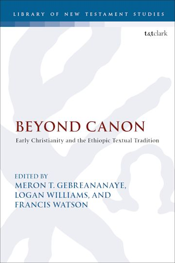 Beyond Canon cover