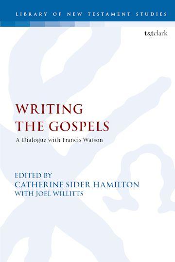 Writing the Gospels cover
