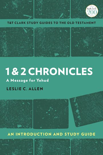 1 & 2 Chronicles: An Introduction and Study Guide cover