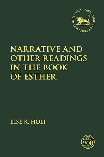 Narrative and Other Readings in the Book of Esther cover
