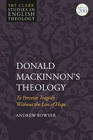 Donald MacKinnon's Theology cover