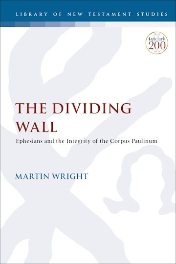 The Dividing Wall cover