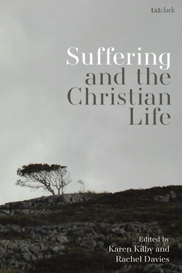 Suffering and the Christian Life cover