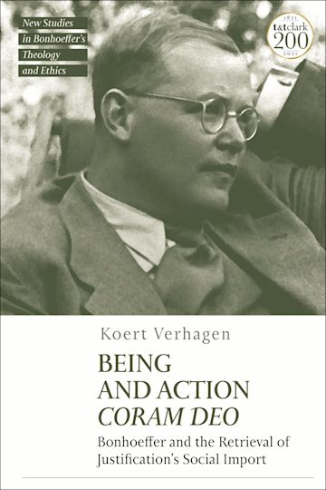 Being and Action Coram Deo cover
