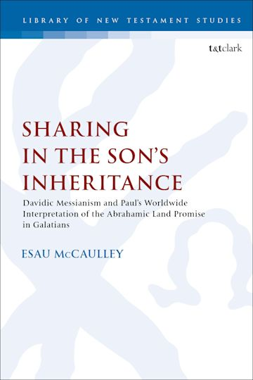 Sharing in the Son's Inheritance cover