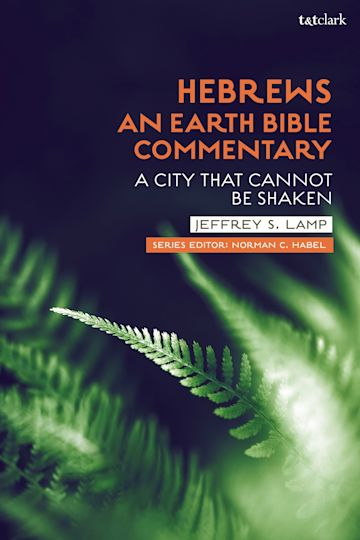 Hebrews: An Earth Bible Commentary cover
