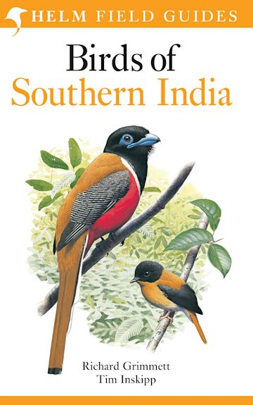 Birds of Southern India cover