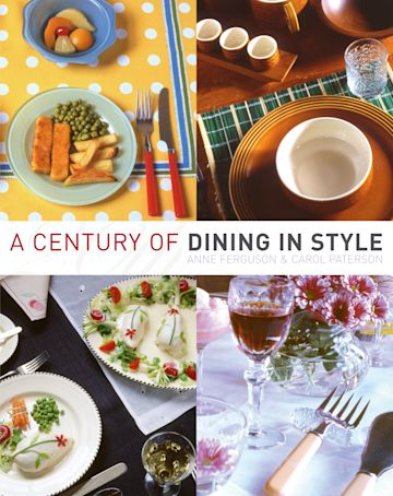 A Century of Dining in Style cover