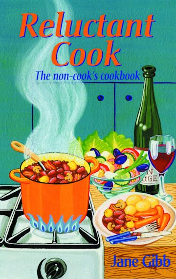 Reluctant Cook cover