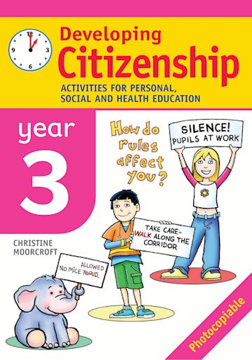 Developing Citizenship: Year 3 cover