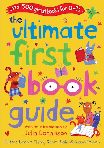 The Ultimate First Book Guide cover