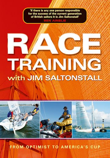 Race Training with Jim Saltonstall cover