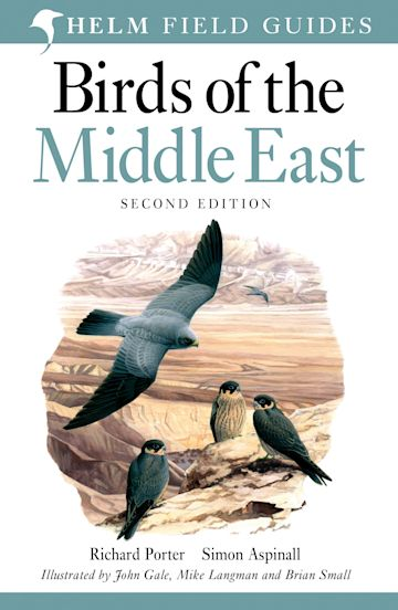 Birds of the Middle East cover