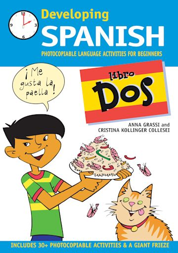Developing Spanish Libro Dos cover