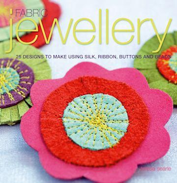 Fabric Jewellery cover