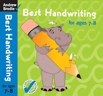 Best Handwriting for ages 7-8 cover