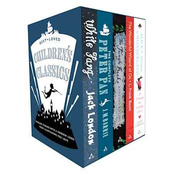 Best-Loved Children's Classics Box Set cover