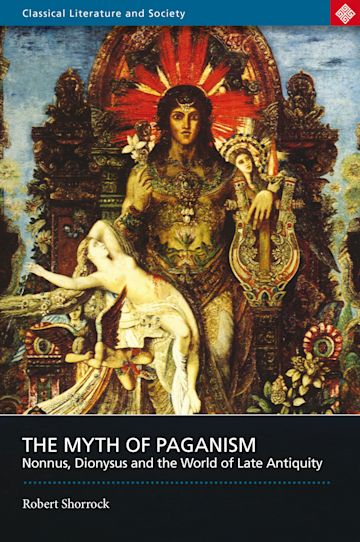 The Myth of Paganism cover