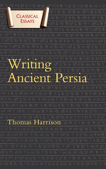 Writing Ancient Persia cover