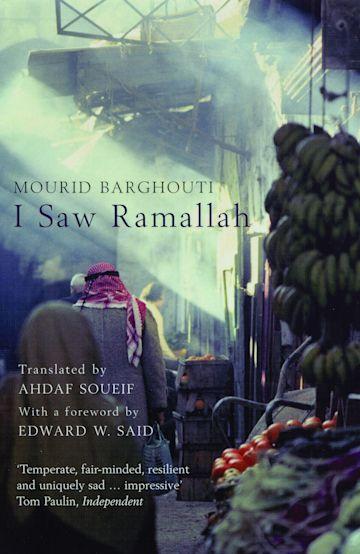 I Saw Ramallah cover