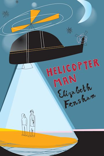 Helicopter Man cover