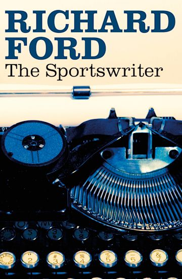 The Sportswriter cover
