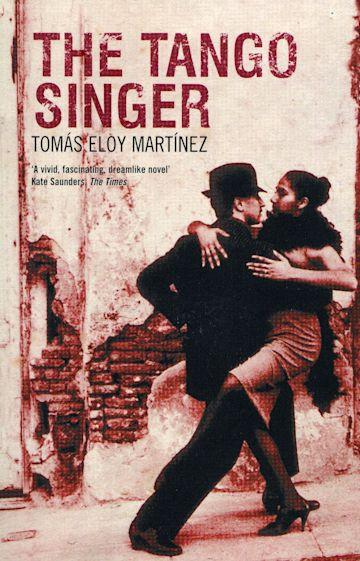 The Tango Singer cover