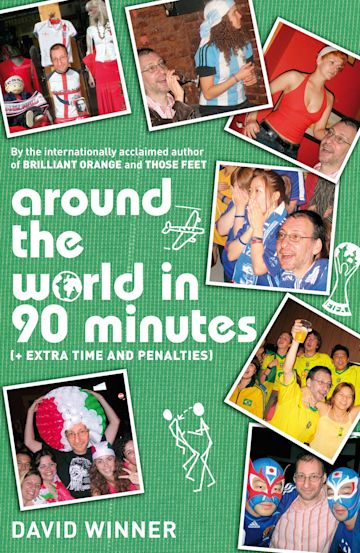 Around the World in 90 Minutes cover