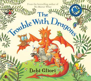 The Trouble With Dragons cover