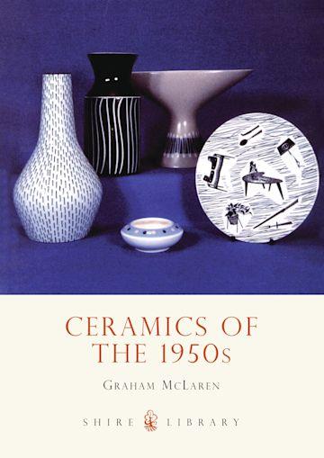 Ceramics of the 1950s cover