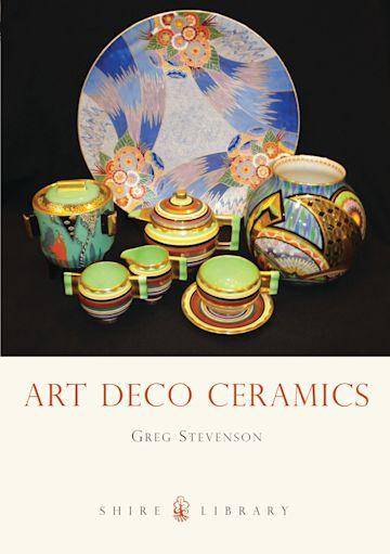 Art Deco Ceramics cover