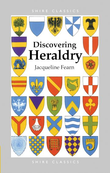 Discovering Heraldry cover