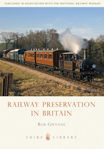 Railway Preservation in Britain cover