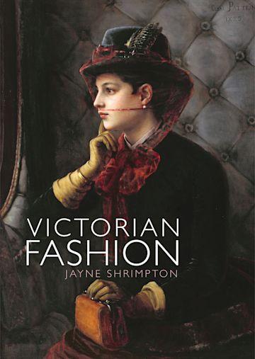 Victorian Fashion cover
