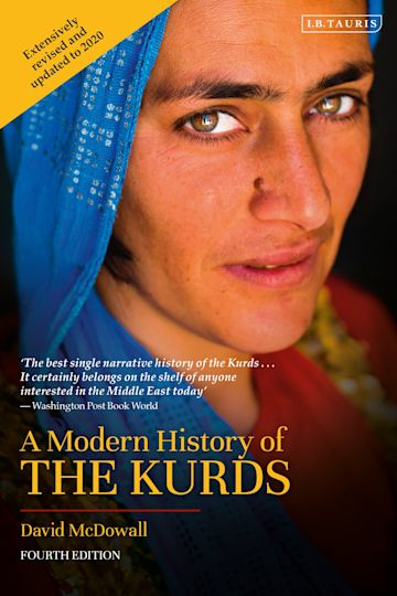A Modern History of the Kurds cover