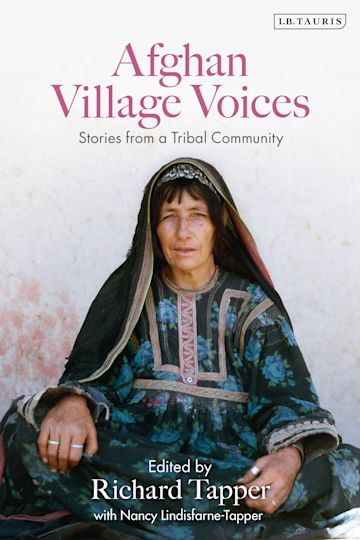 Afghan Village Voices cover