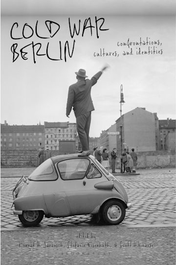 Cold War Berlin cover