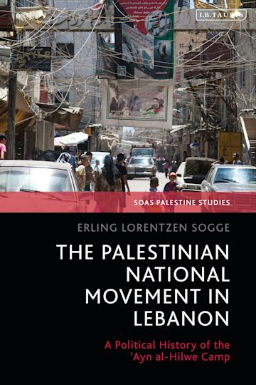 The Palestinian National Movement in Lebanon cover