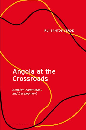 Angola at the Crossroads cover